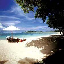 Nusa Dua Beach from Bali
