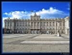 Palacio Real of spain