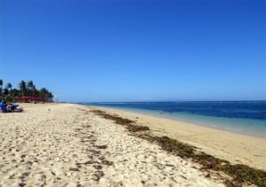 Part of NUSA DUA beach