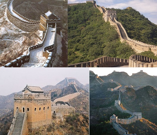 The greatest wall on earth ever thetact tourism for Great pictures of the world