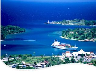 jamaica's harbour