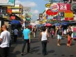khao san road in thailand