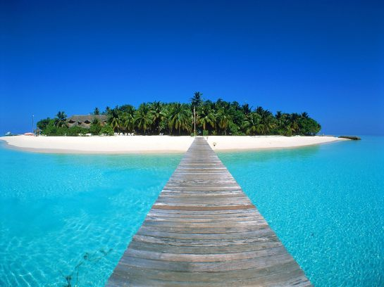 maldives like heaven for honey moon