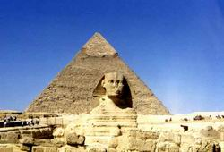 pyramid in Egypt 2
